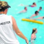 Supervisor-Heather-Hebert-guides-these-future-lifeguards-through-a-rigorous-training-filled-with-real-life-saving-scenariosLifeguards-at-Congress-Park-Pool-in-Denver-on-Wednesday